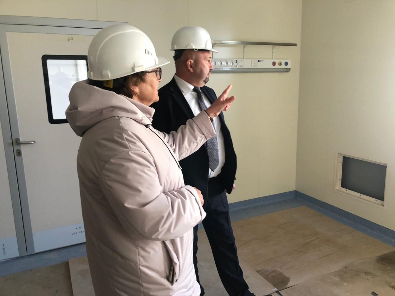 На закупку оборудования для «ковидного» госпиталя в Калуге выделено почти 150 млн рублей